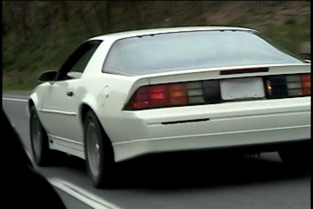 The G92 Performance-Optioned 3rd Gen Camaro (Not Your Typical Run-of-the-Mill IROC-Z)