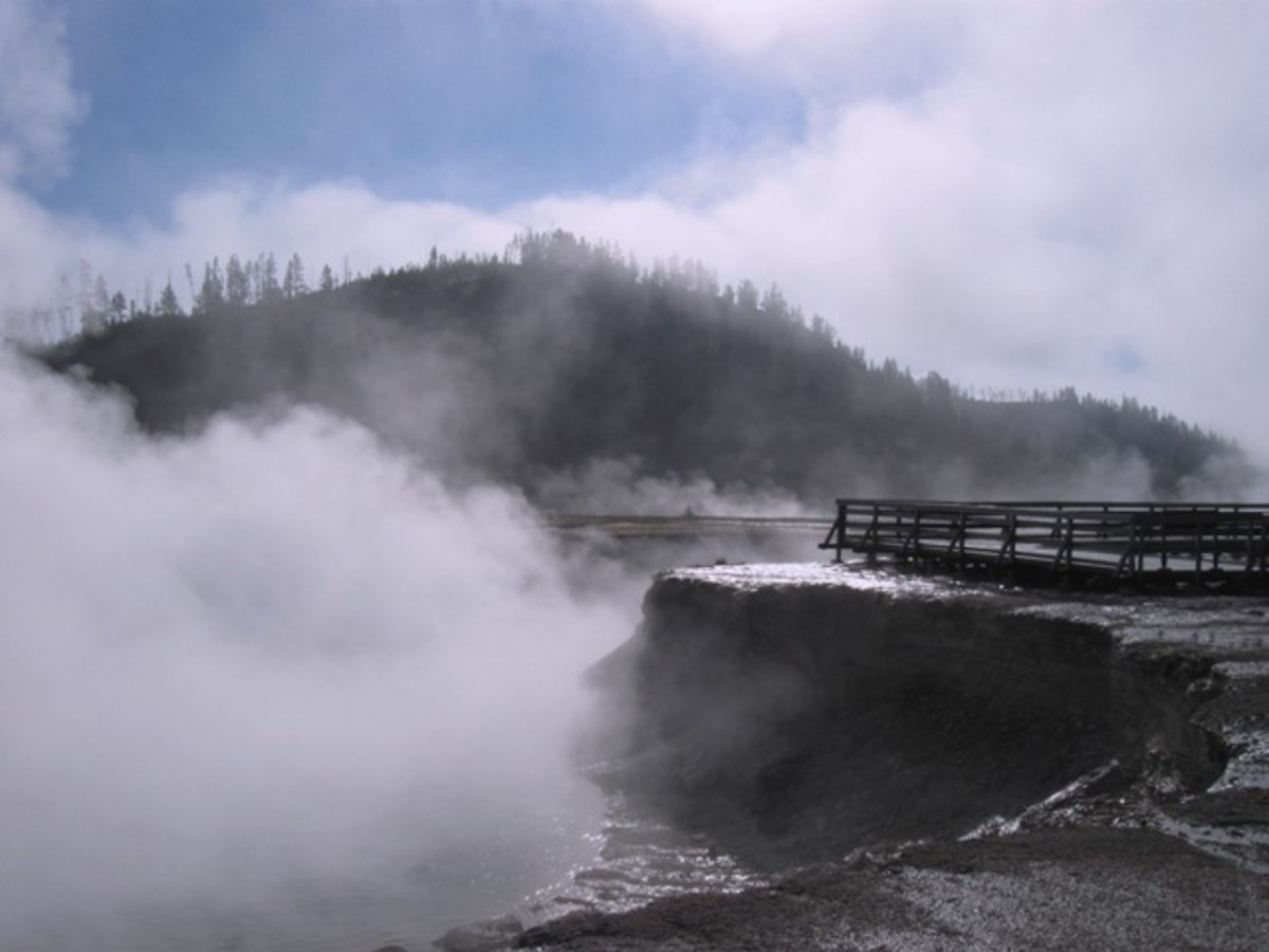 6 Must-See Sights for Non-Hikers in Yellowstone National Park