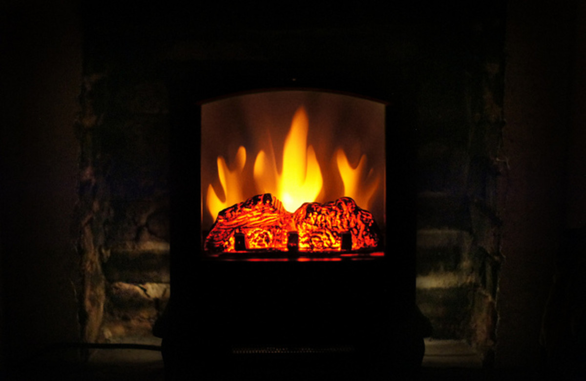 Electric Corner Fireplace: What You Need to Know