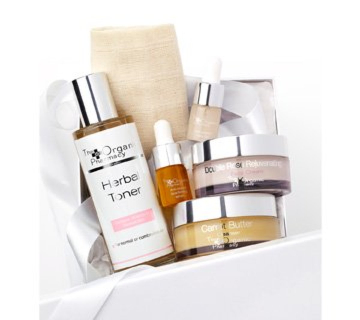 Products from The Organic Pharmacy http://www.theorganicpharmacy.com