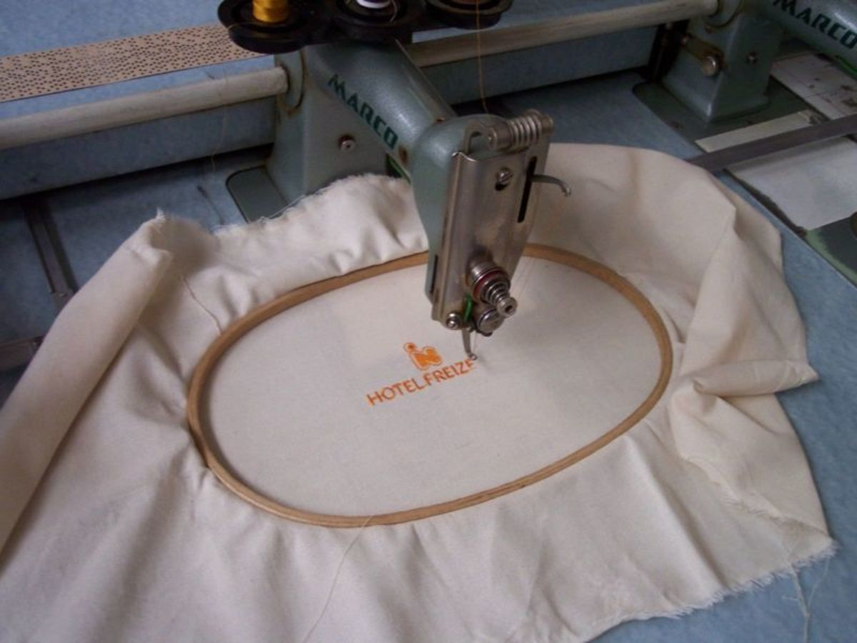 Tips for Embroidery Sewing Using a Regular Sewing Machine