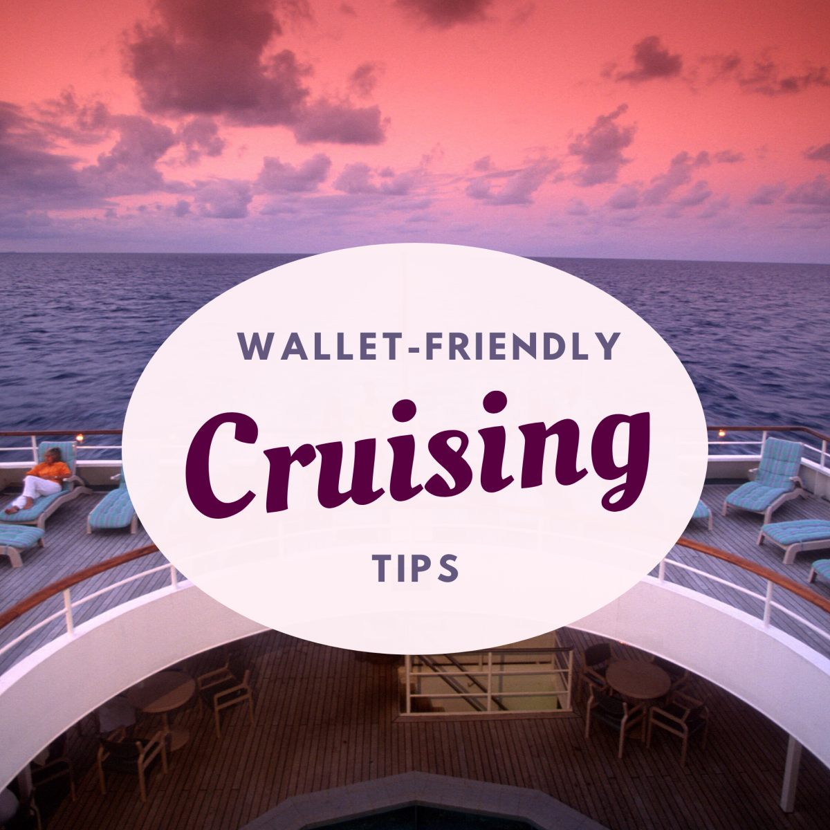 Believe it or not, it's possible to go on a cruise without breaking the bank. Here's how.
