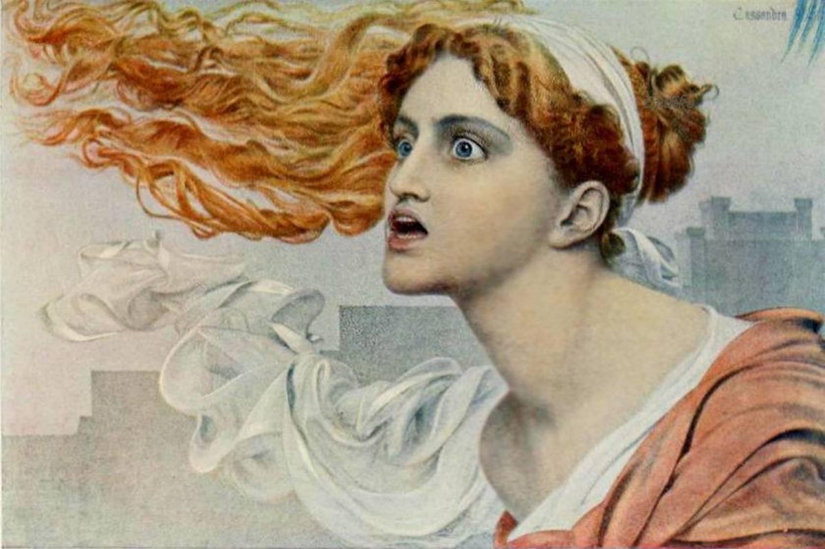 Cassandra from Greek Mythology