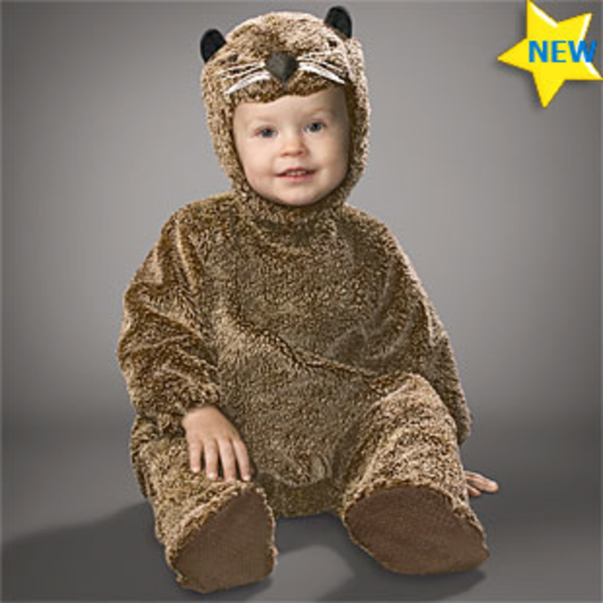 Sea Otter costume