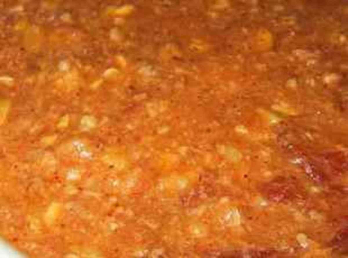Georgia Brunswick Stew