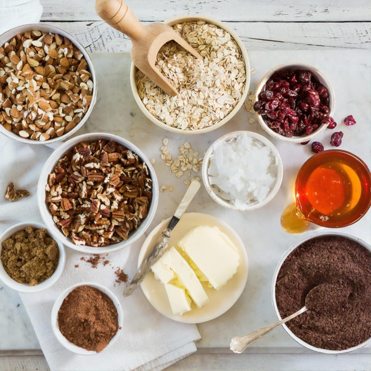 Ingredients in Walnut Chutney