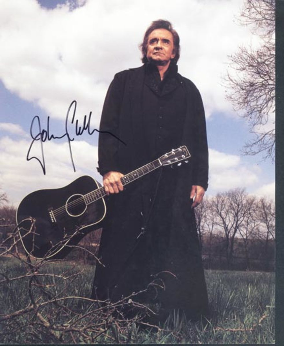 Johnny Cash was a one of a kind Music Artist.