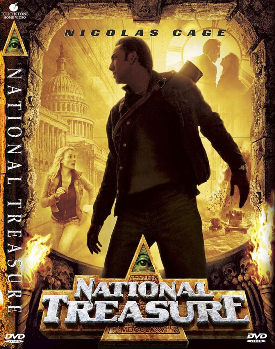 DVD cover for the film