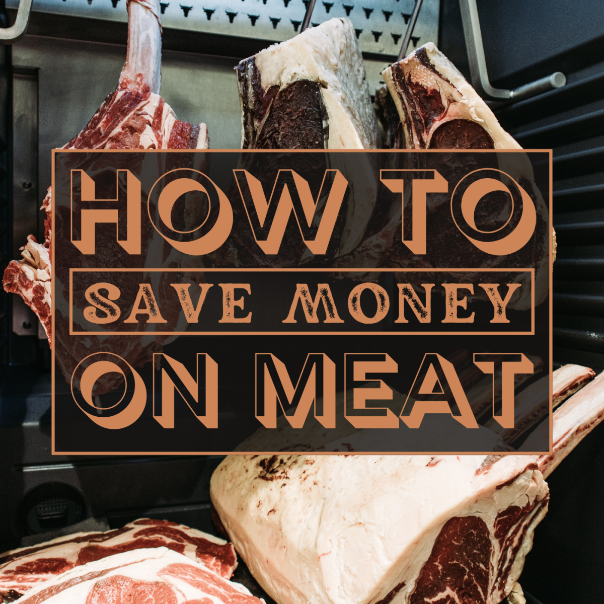 By buying cheaper cuts, saving leftovers, and making use of your freezer, you can get more out of your meat—and your budget.