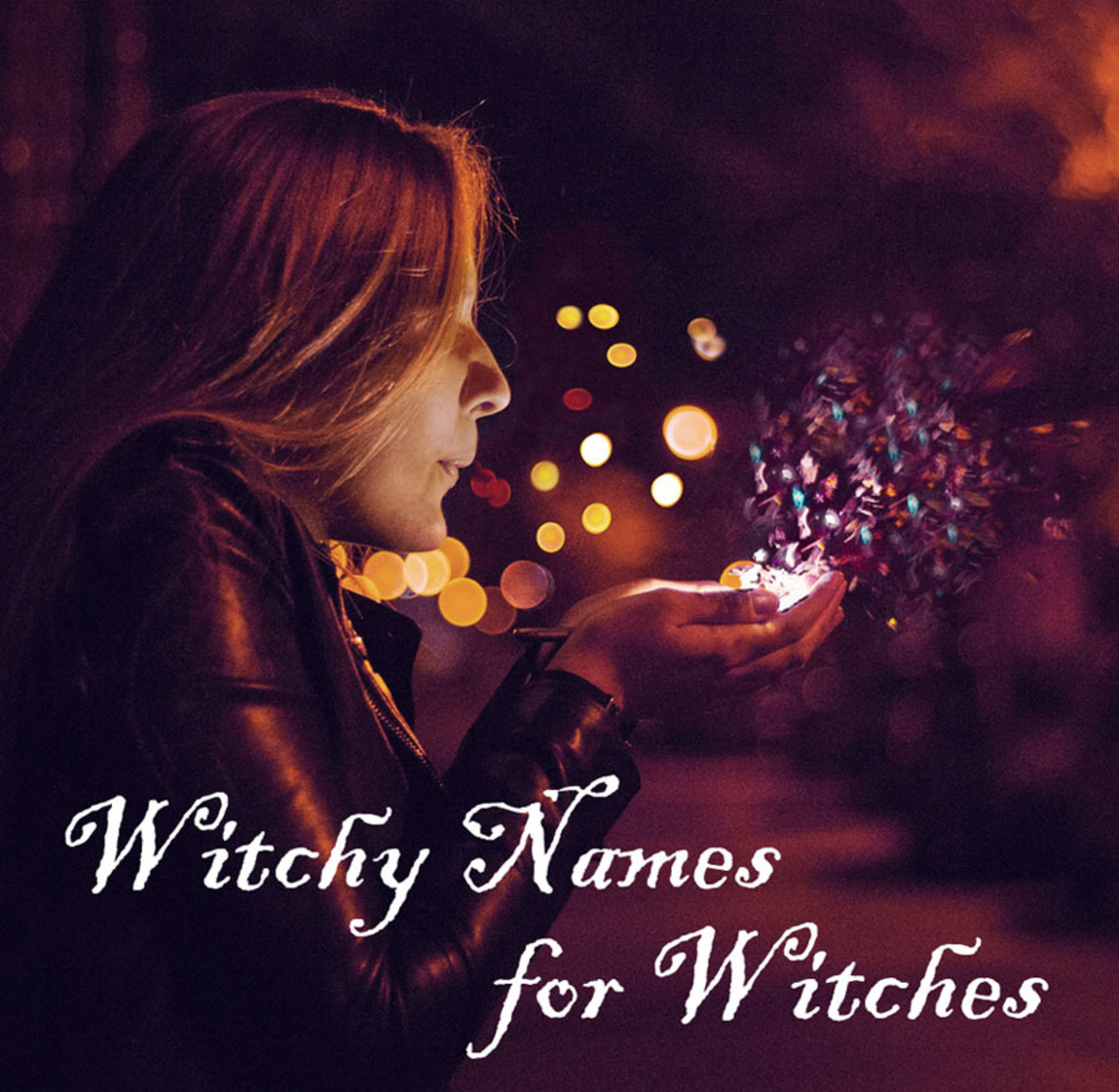 Witchy Names for Witches
