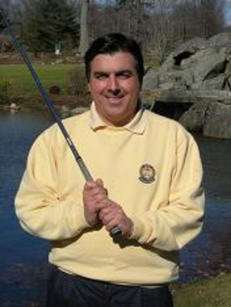 Vincent Grillo Jr., golf professional, 2008