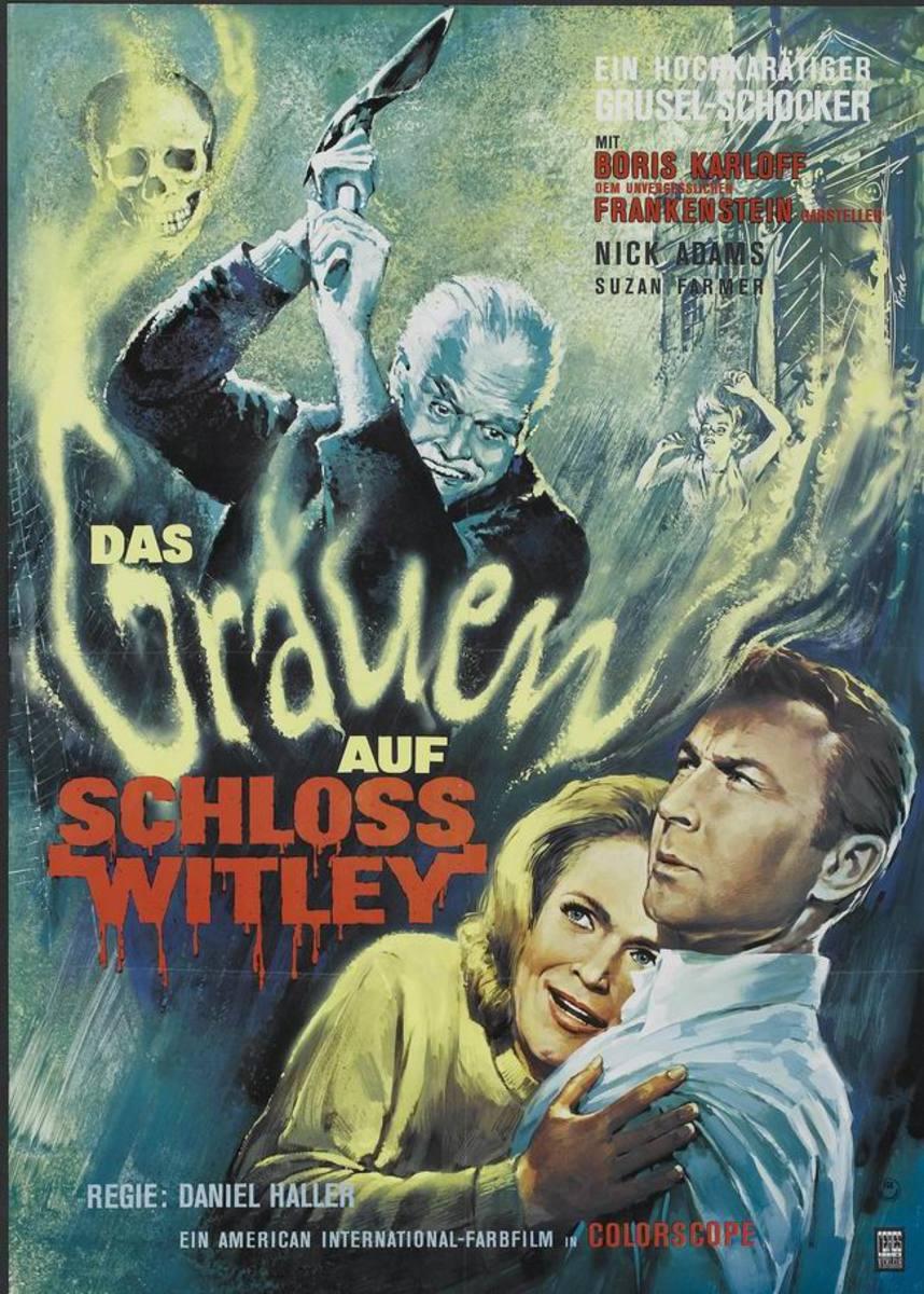 Die Monster Die! (1965)
