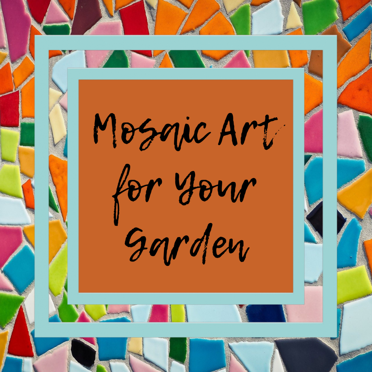 5 Mosaic art projects for your garden