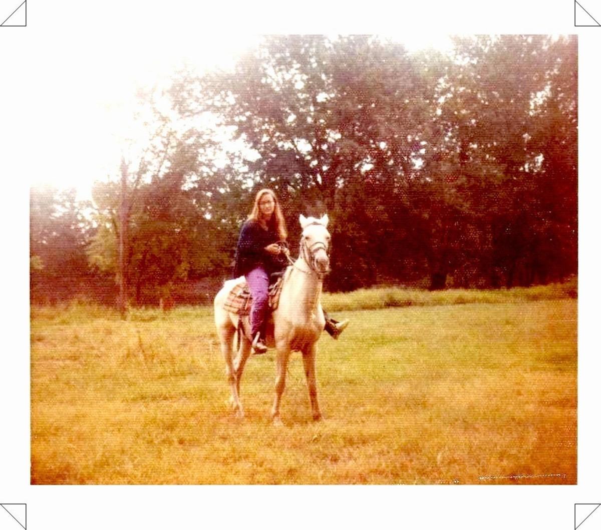 Bob's horse Razz