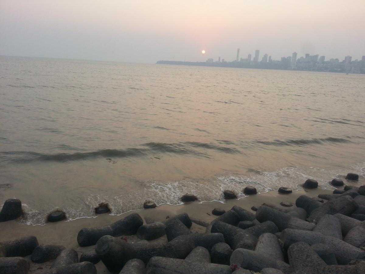 Marine Lines, Mumbai