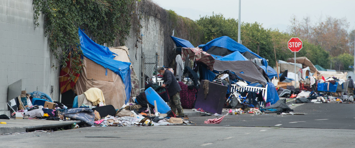 L.A. County, California