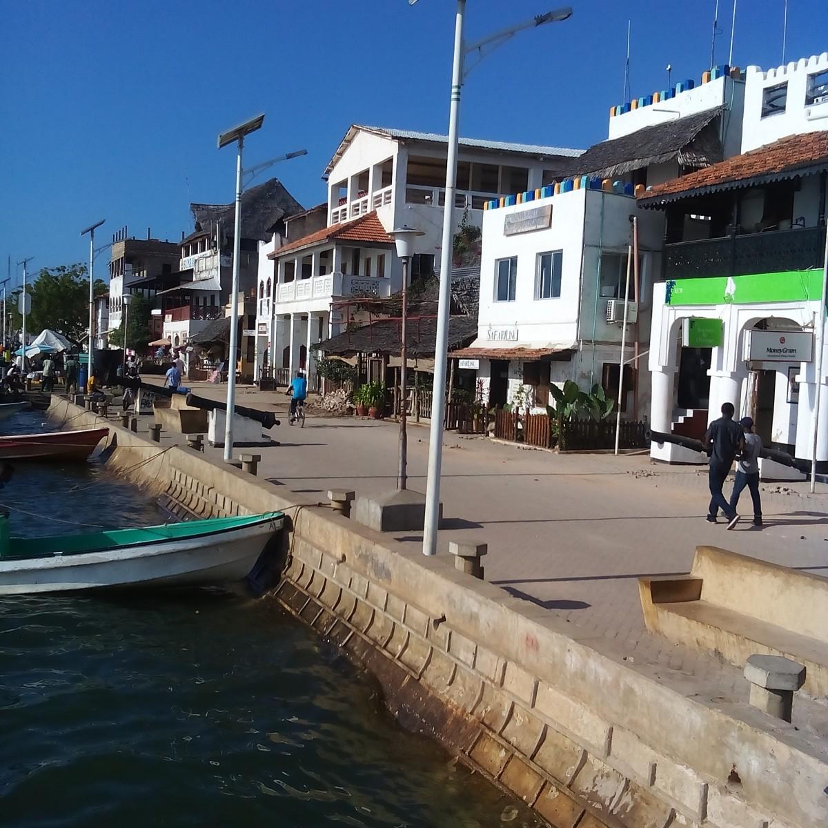 Lamu - an Exotic Island on the East African Coast