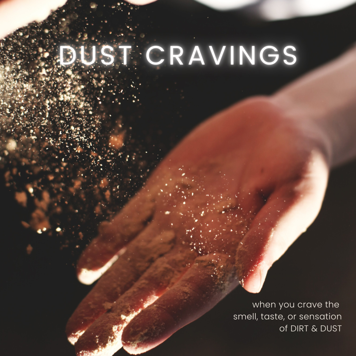 My Crazy Dust Craving During Pregnancy