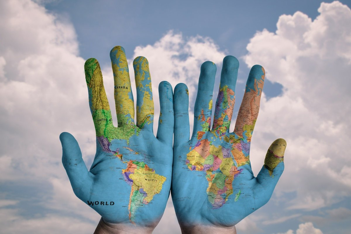 With certifications in GIS, the world is in your hands.