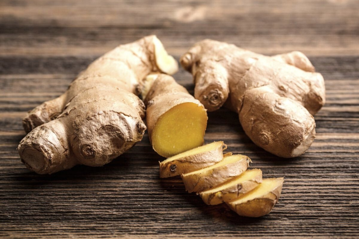 Ginger and Its Top 5 Health Benefits