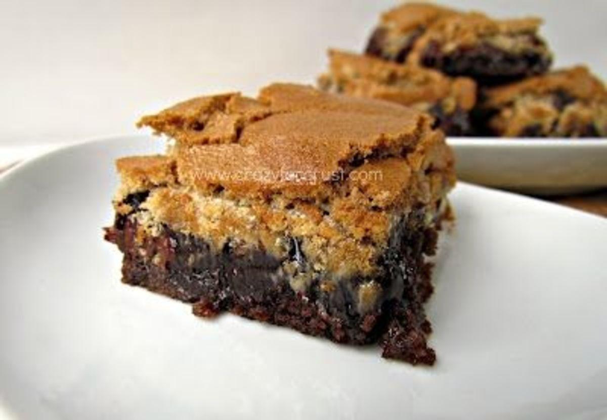 Brownie Mud Hen Bars
