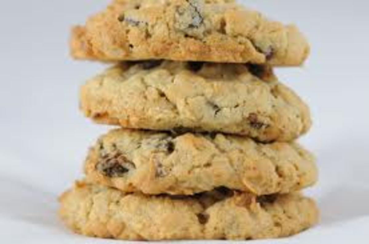 Keep cookies to a minimum