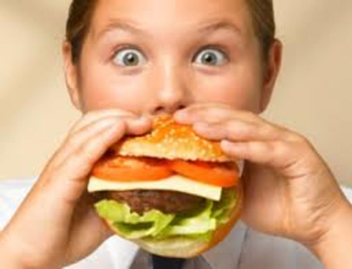 Childhood Obesity - Who Is In Control of What Your Children Eat?