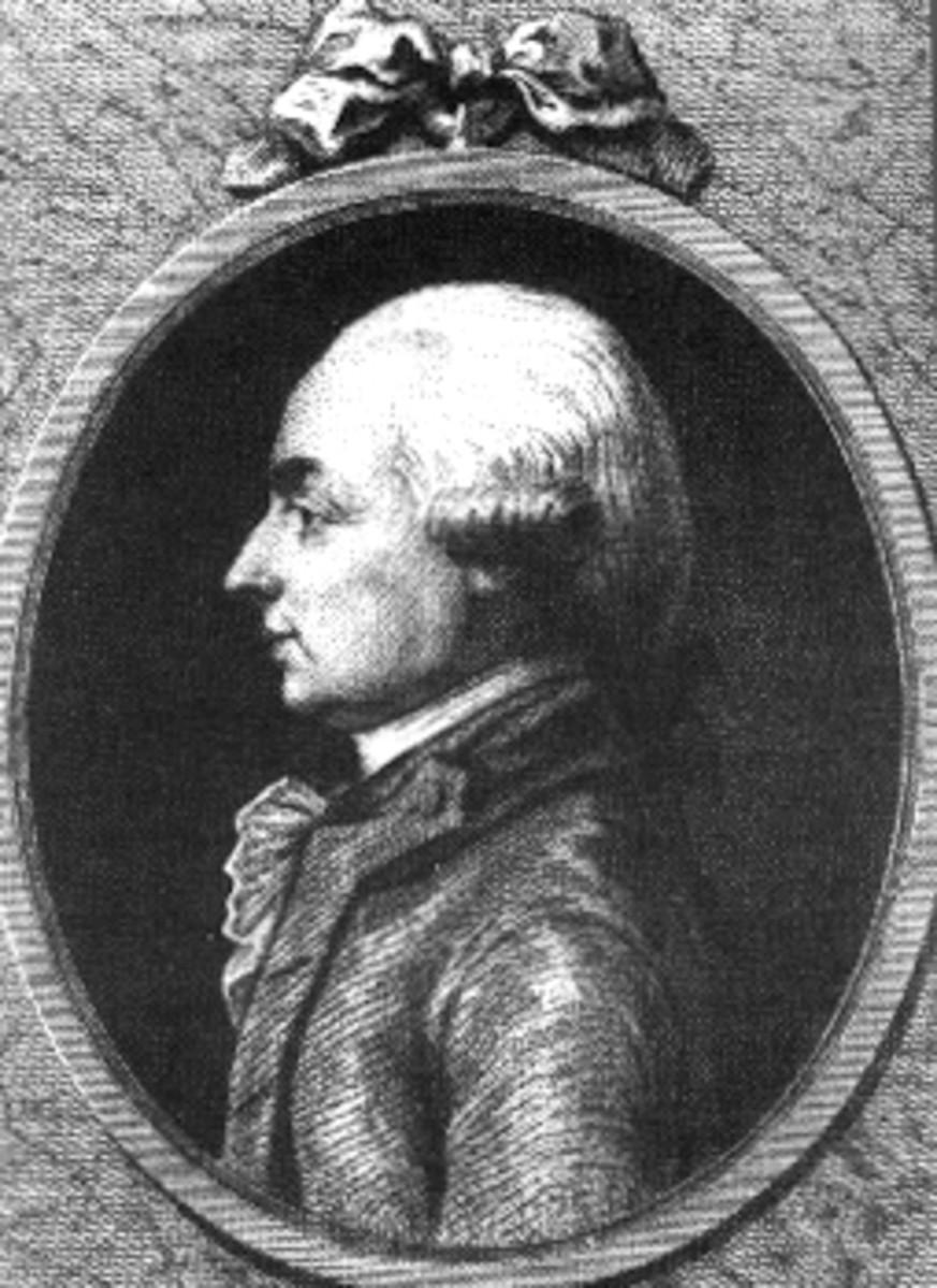 Michel-Guillaume-Jean de Crèvecoeur, also known as John Hector St. John.
