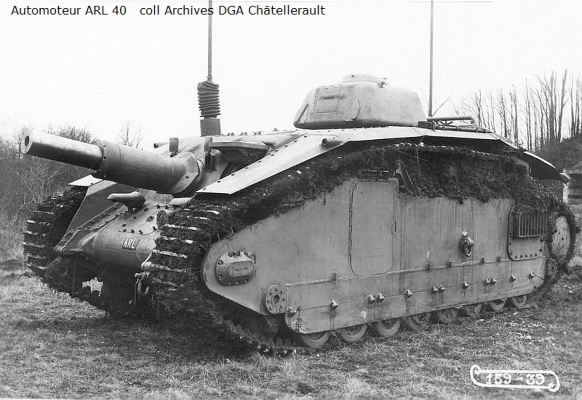 The ARL 40 V39