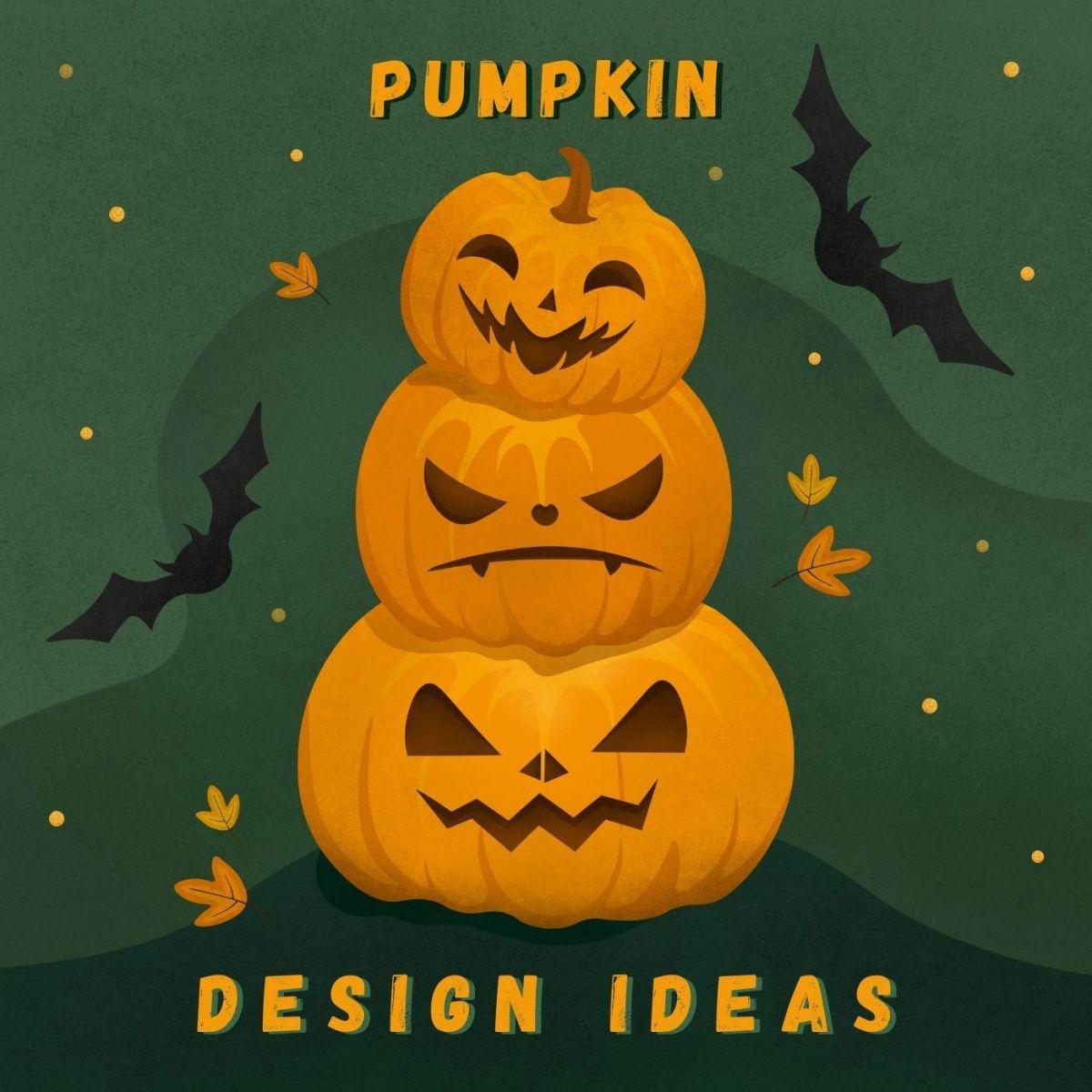 Six Easy DIY Pumpkin Decorating Ideas