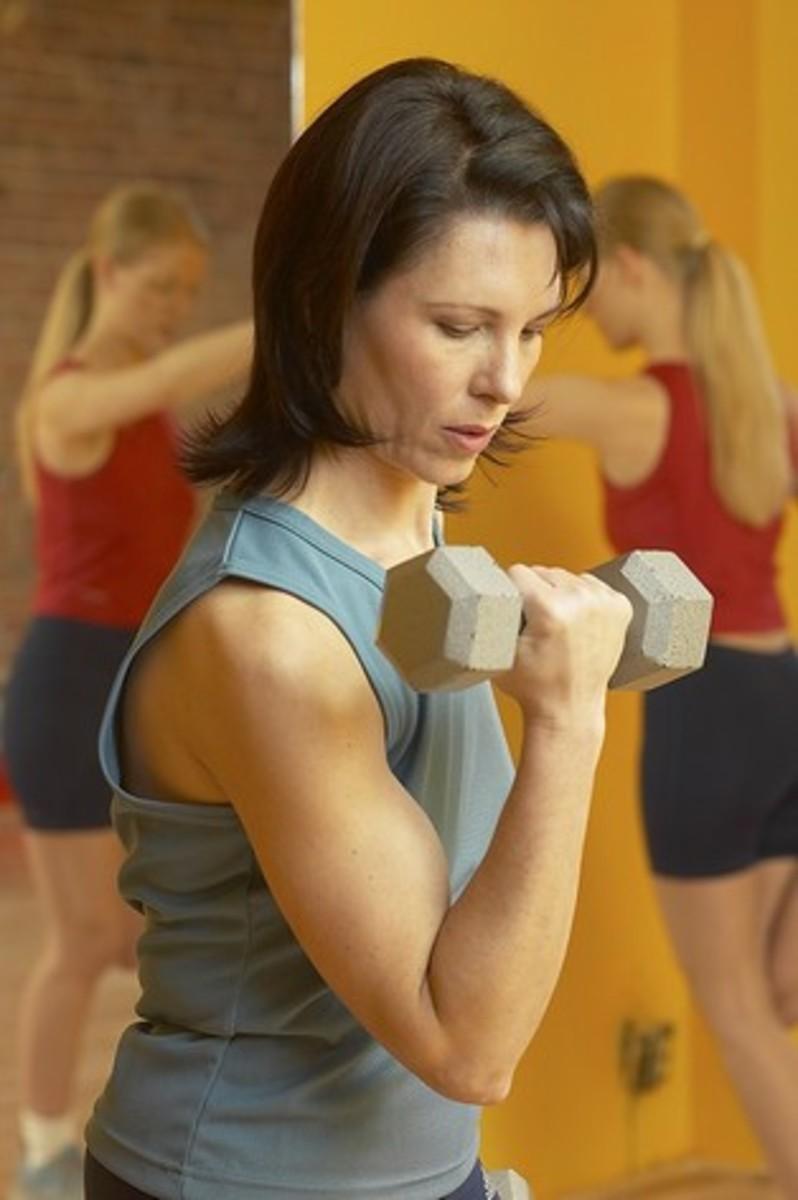 Strength training for power
