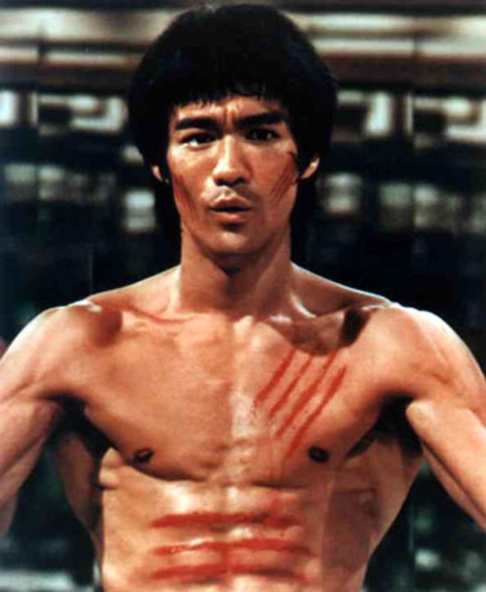 Bruce Lee- Enter the Dragon - My favorite