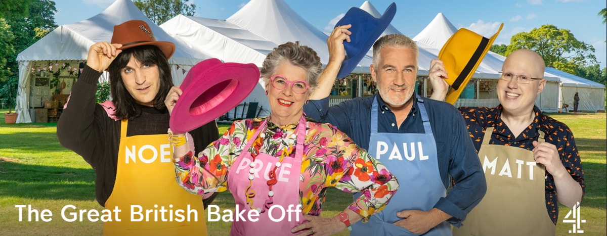The Enduring Charm of The Great British Bake Off