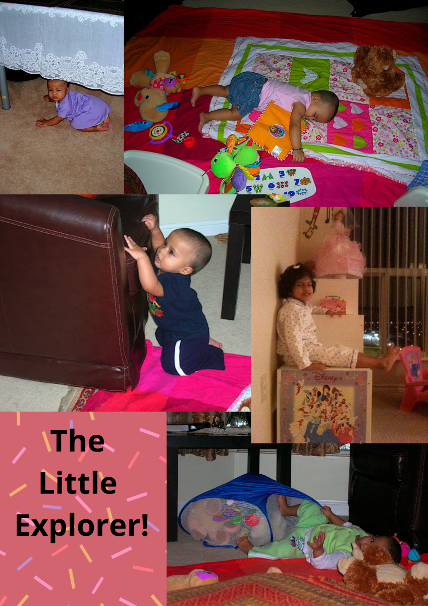 Baby Chronicles-Raising them Right