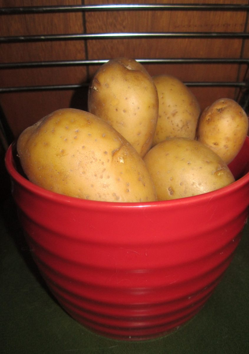 Baked Potato Bar and other Buffet Recipes - Cheap and Easy Family Meal Ideas