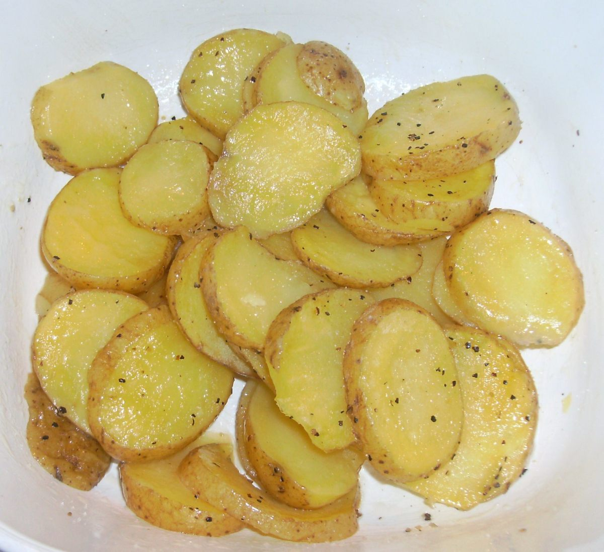 These are small Yukon Gold potatoes.