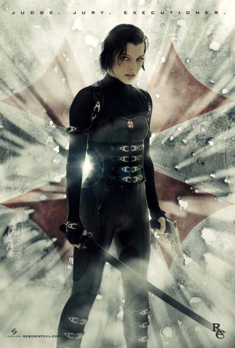 Resident Evil: Retribution - Resident Evil's Greatest Hits