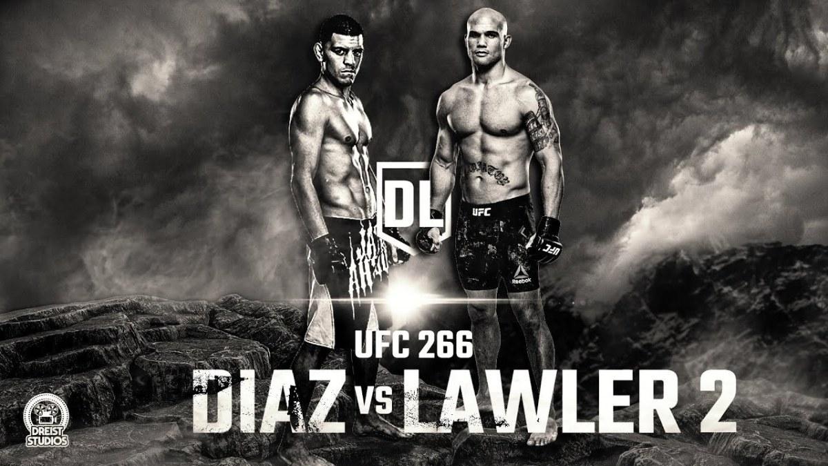 UFC 266 Preview: Nick Diaz vs Robbie Lawler II