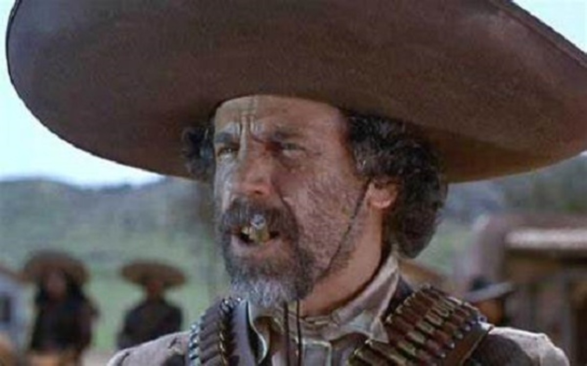 From the Movie: Three Amigos Carmen: Some day the people ...