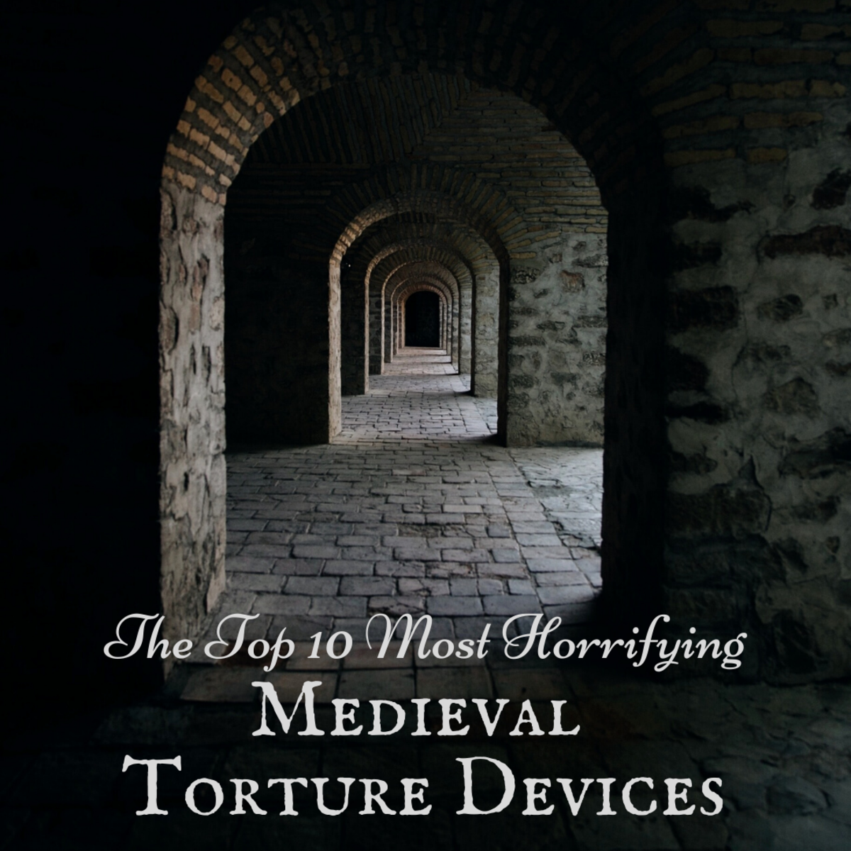 Enjoy this countdown of the most terrifying Medieval torture devices!