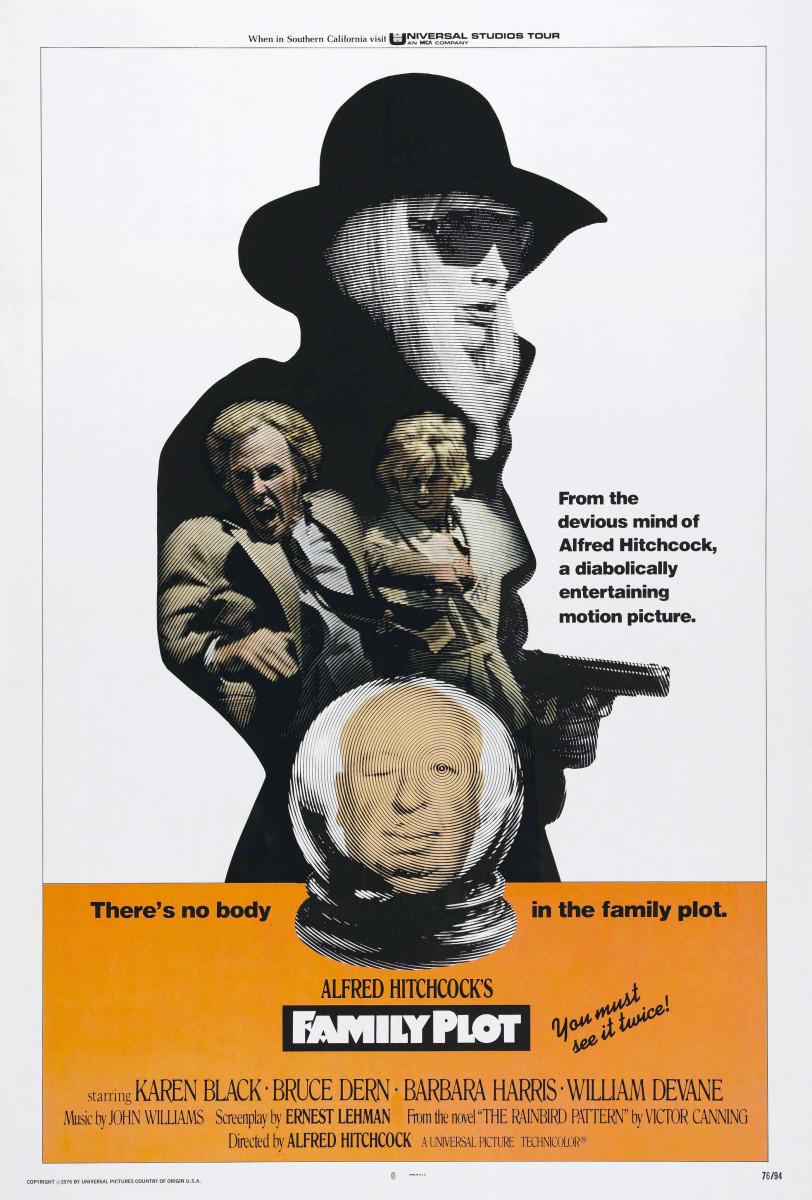family-plot-review