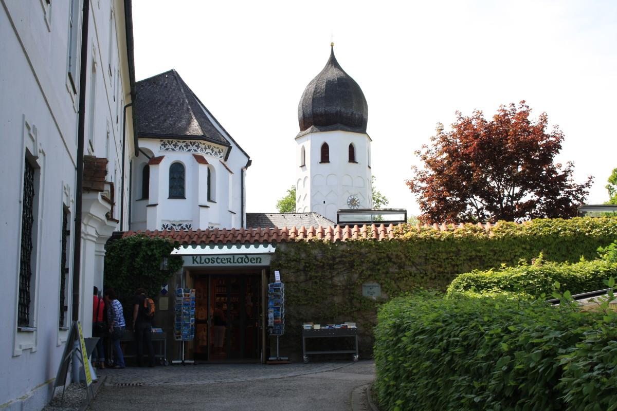 View of Glockenturm