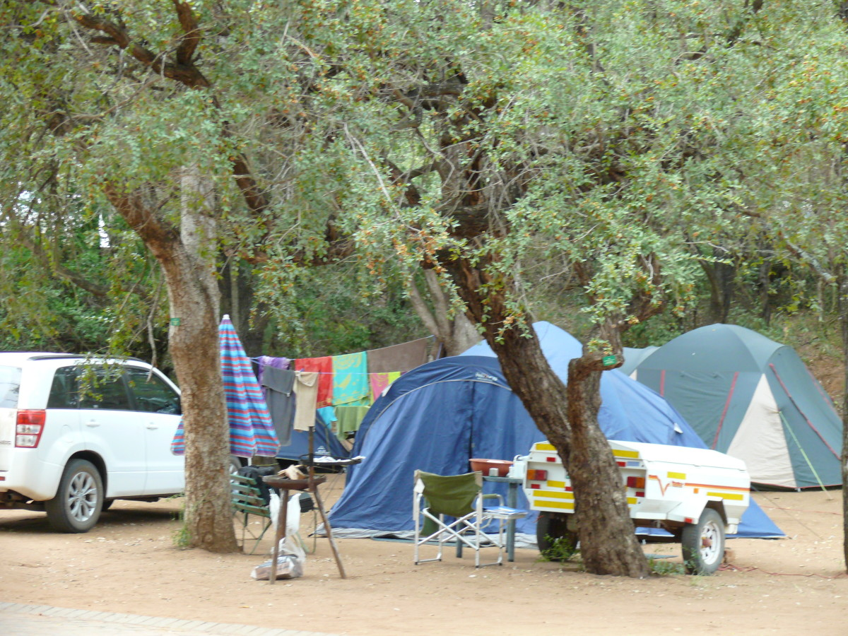 Typical Camping!