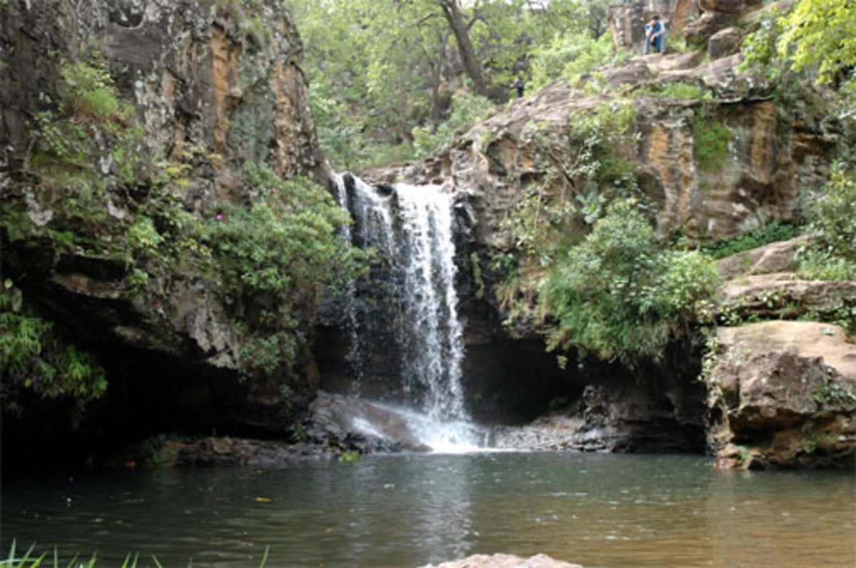 Fairy Pool at Pachmarhi