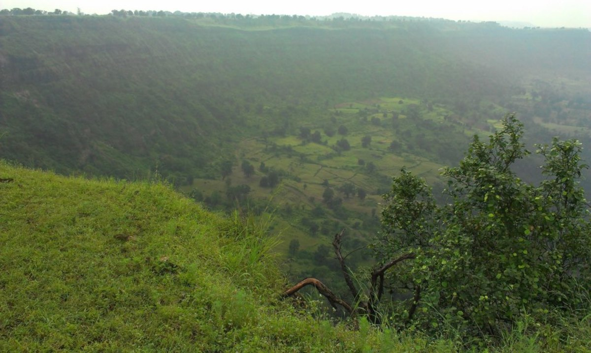 Patalkot Near Pachmarhi