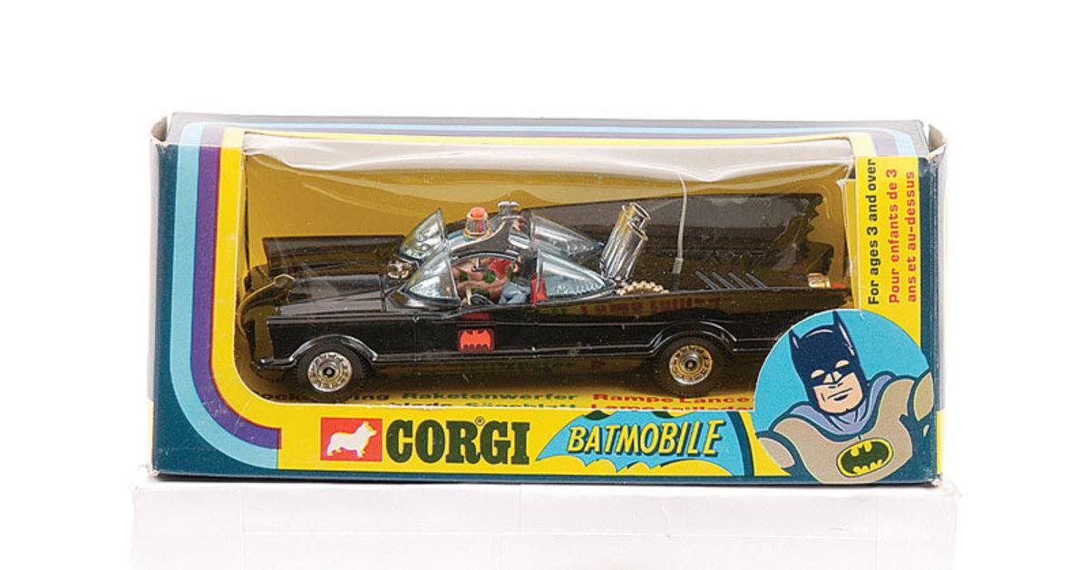 Classic Retro Toys of the 60's