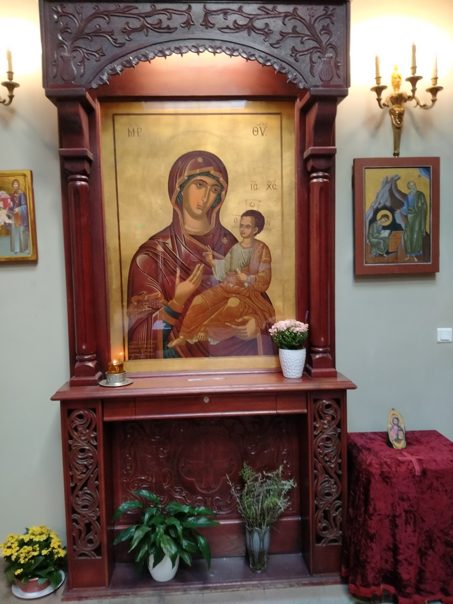 Demonic Possessions at Church Ground: The Case of St Sava's Church in Paris 18