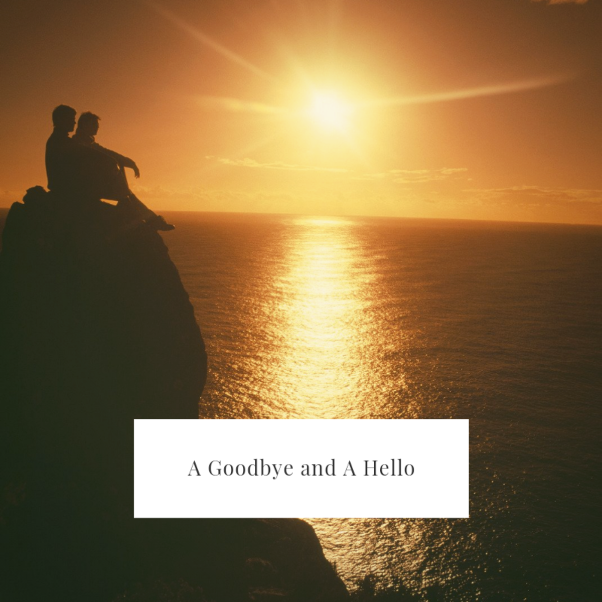 A goodbye and a hello