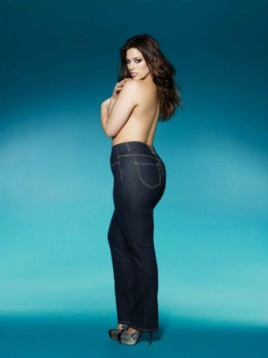 Ashley Graham for Addition-Elle Denim