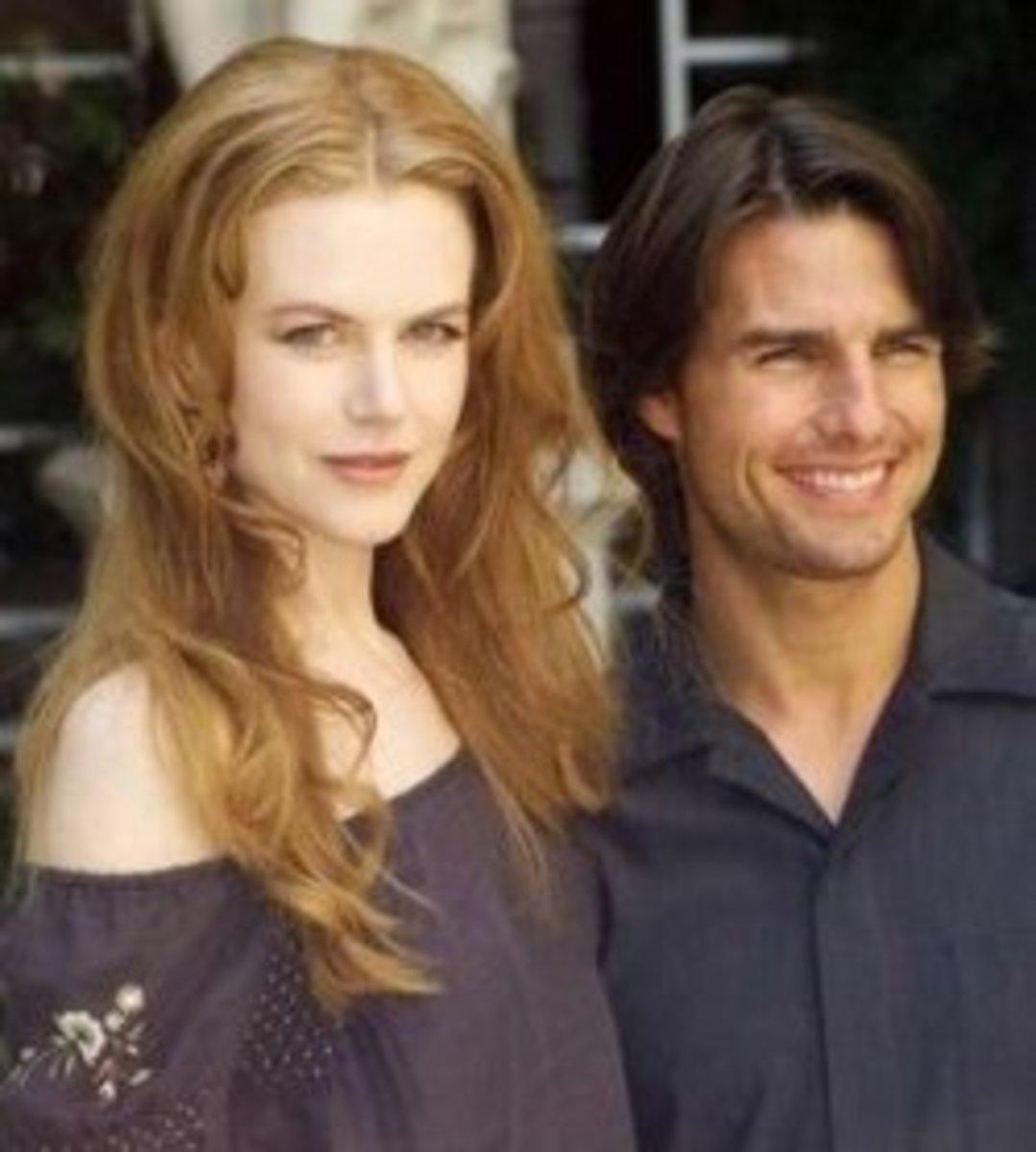 Nicole Kidman and Tom Cruise Divorce